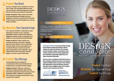 Brochure Redesign—Design Conductor