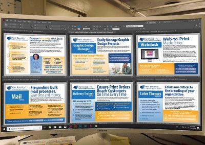 Direct Mail—Print Shop Pro