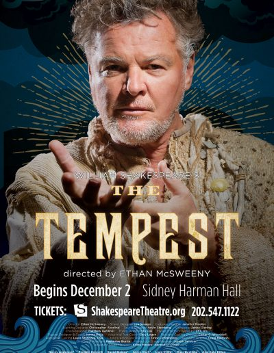 Poster for The Tempest
