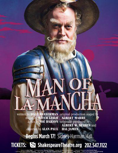 Poster for La Mancha