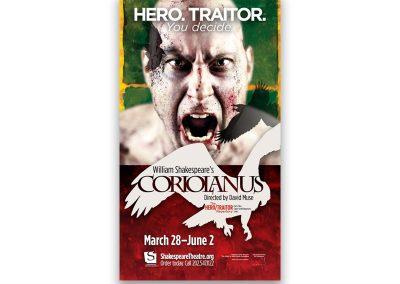 Key Art—Coriolanus