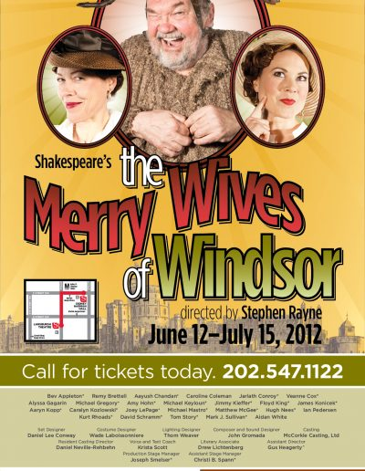 Poster for Merry Wives