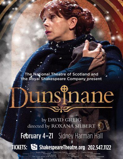 Poster for Dunsinane
