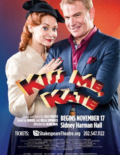 Poster for Kiss Me, Kate