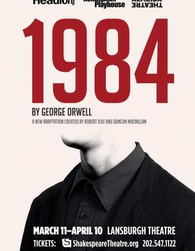 Poster for 1984